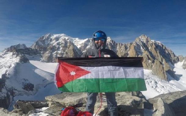 المتسلقة الأردنية الشلة تواصل تحضيراتها لقمة إفيرست