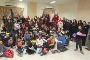 مبادرة Give ترسم الفرح على وجوه الأطفال بهدايا العيد