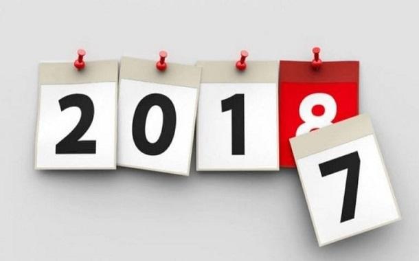 توقعات إيجابية تجاه عام 2018!