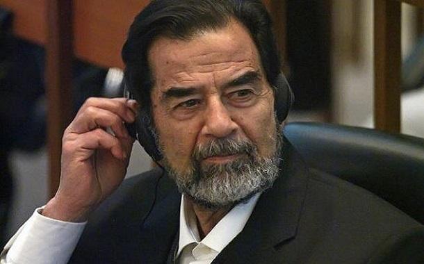 امازون يعرض رواية لصدام حسين