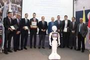 أول انسان آلي في الأردن موظفاً في جامعة الاميرة سمية للتكنولوجيا