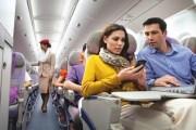 خدمات ( البرودباند ) في الطائرات ستخلق سوقاً قيمته 5.2 مليار دولار في الشرق الأوسط