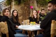 الملكة رانيا تلتقي مجموعة من متطوعي