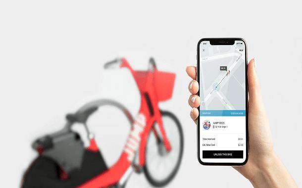 أوبر تطلق خدمة لاستئجار الدراجات بالتعاون مع JUMP