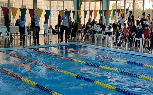 ختام سباقات بطولة الأردن الشتوية المفتوحة للسباحة ..... نتائج