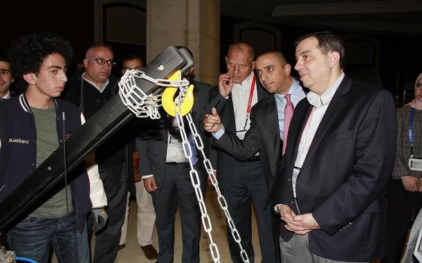 فاخوري يستعرض دور صندوق الملك عبدالله الثاني للتنمية في دعم قطاع الشباب