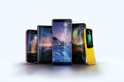 اطلاق خمسة هواتف نوكيا جديدة