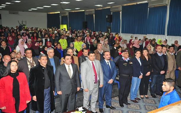 أمنية تقيم احتفالات ضخمة في 3 محافظات بمناسبة عيد جلالة الملك عبدالله الثاني