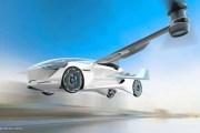 سيارة طائرة كهربائية للرحلات القصيرة والطويلة