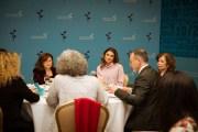 الملكة تشارك في جلسة إطلاق معايير تعلّم اللغة العربية للناطقين بها