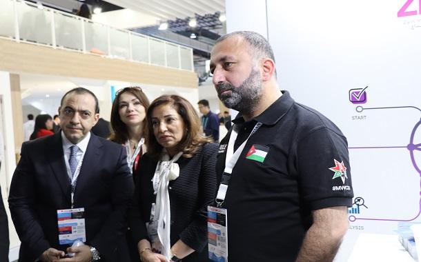 شركات أردنية تبرم صفقات في المؤتمر الدولي للإتصالات ببرشلونة