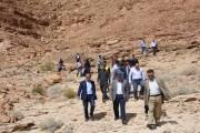 مجموعة المناصير تبدأ التنقيب عن خامات النحاس في منطقة ضانا