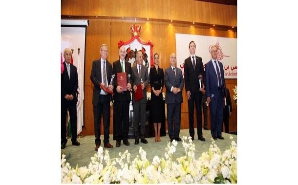 تكريم الفائزين بجائزة الحسن بن طلال للتميز العلمي للعام 2018