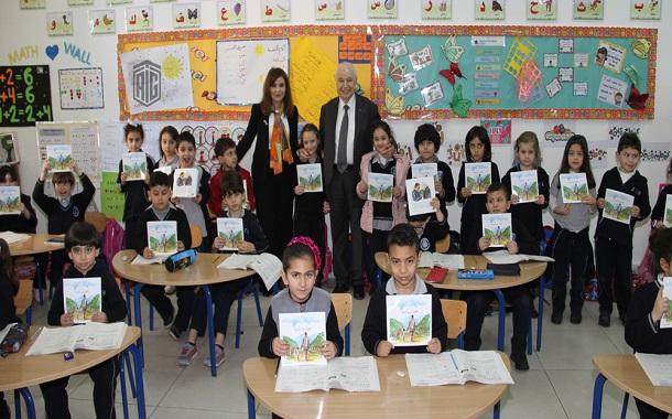 أبوغزاله يرعى المهن في المدارس الأردنية الدولية: صنع المعرفة هو الطريق لصنع الثروة