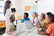 التقنية في الفصول المدرسية: لمحات مُستقبلية