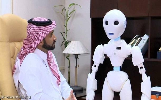 سعودي يطور أول روبوت بالعالم يتحدث العربية