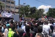 بدء الإضراب ضد