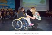 الأميرة غيداء تخرج 150 طالباً من مرضى مركز الحسين للسرطان