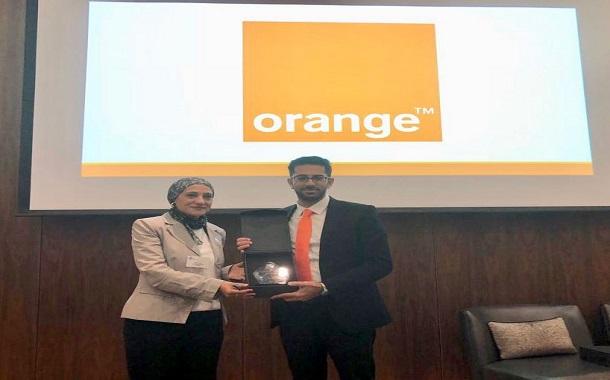 أورانج الأردن تفوز بجائزة أفضل تجربة شبكة اتصالات