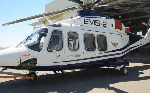 مركز الإسعاف الجوي...... عمل متواصل لإنقاذ الأرواح وخدمة المناطق النائية