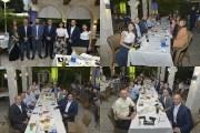 أمنية تقيم حفل إفطار لنخبة من الصحفيين والإعلاميين