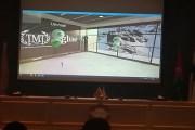أمنية تشغّل أول اتصال عالمي مُعلن عبر تقنية   VRبين الأردن وفنلندا