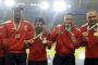 ٧ ميداليات ملونة لألعاب القوى في بطولة ماليزيا