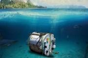 مركز بيانات لمايكروسوفت في أعماق البحر