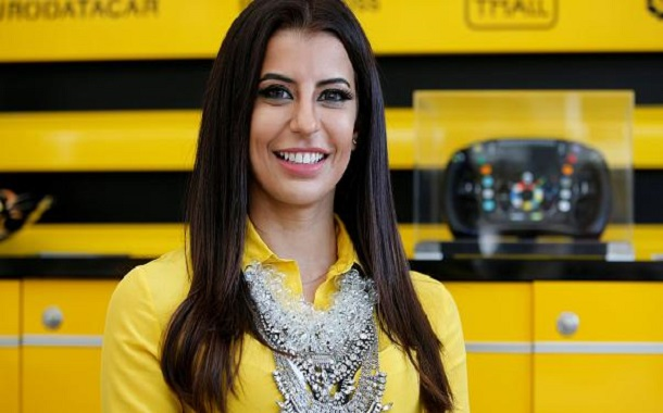 أول سعودية تشارك في