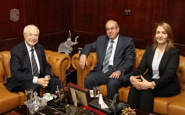 تأسيس فرع كلية طلال أبوغزاله الجامعية للابتكار في بغداد
