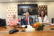 اورانج  الأردن تطلق مراكز اورانج الرقمية في محافظات المملكة-صور