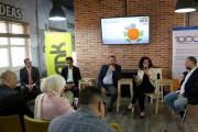 أمنية تعقد لقاء حول أهمية التوجيه والإرشاد لريادي الأعمال والشركات الناشئة