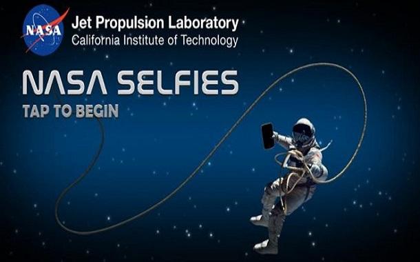 يمكنك الأن التقاط صورة سيلفي في الفضاء