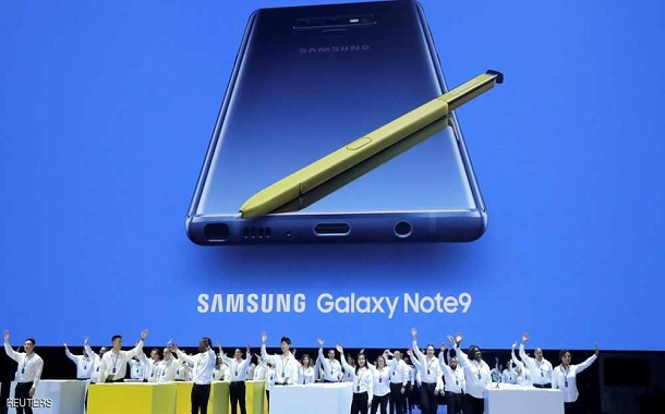 سامسونغ تكشف عن منتجات تقنية مبتكرة