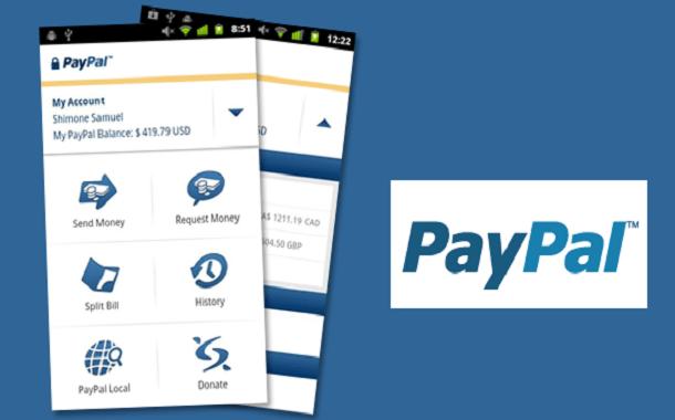 تحديث تطبيق PayPal يُركز الآن على إرسال الأموال إلى الأصدقاء