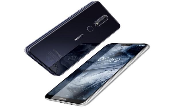 نظام التشغيل أندوريد 9 باي Android 9 PieTM يصل إلى الهاتف الذكي نوكيا Nokia 6.1