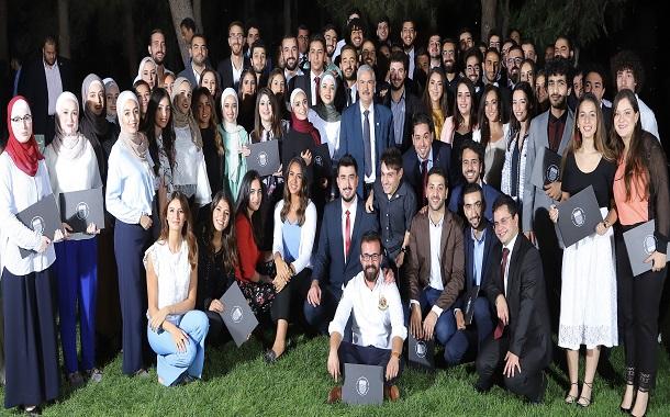 تكريم الطلبة المتميزين من خريجي جامعة الأميرة سمية