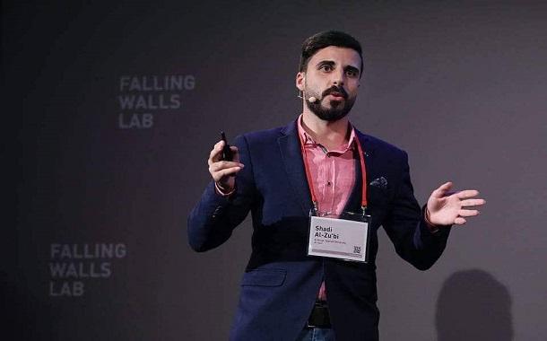 شادي الزعبي : مخترع شغوف فاز بمسابقة فاي للبحث العلمي والابتكار لعام 2018 - صور