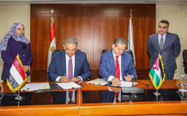 اتفاقية تعاون بين البريدين الأردني و المصري في مجال التجارة الالكترونية و تحويل الأموال