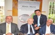 انضمام أبوغزاله لتجمع رجال وسيدات الأعمال اللبنانيين في العالم
