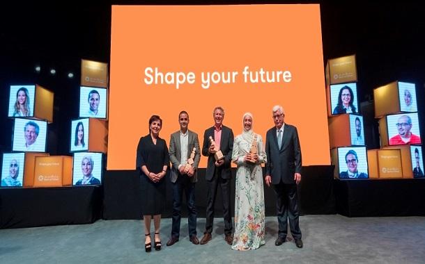 ثلاثة رواد أعمال مبدعين يٌتوَّجون بجائزة