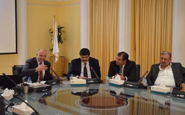 وزير الاتصالات يلتقي رجال الاعمال الاردنيين في الامارات