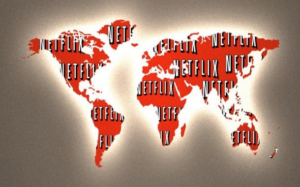 نتفلكس تستهلك 15% من حركة الإنترنت على مستوى العالم