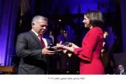 الملك يتسلم جائزة تمبلتون للعام 2018