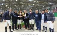 جامعة الاميرة سمية تفوز ببطولة الفروسية