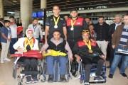 المنتخب الوطني للمصابين العسكريين يتألق في سيدني بحصده 9 ميداليات ملونة