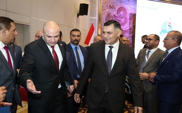 الغرايبة يعرض المزايا الاستثمارية لقطاع الاتصالات وتكنولوجيا المعلومات في العراق