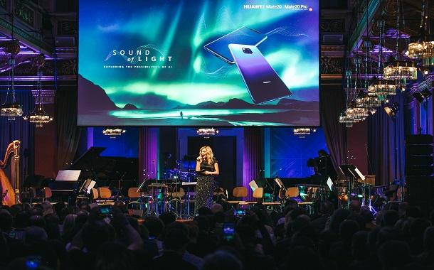 سابقة عالمية جديدة من Huawei  ........ صوت الشفق القطبي للمرة الأولى بتوجيه الذكاء الصناعي