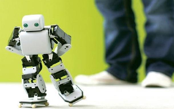 صديقي الروبوت
