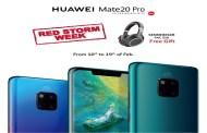 هاتف  Huawei Mate 20 Pro  عرض لا يقاوم عند شراء الجهاز الأفضل
